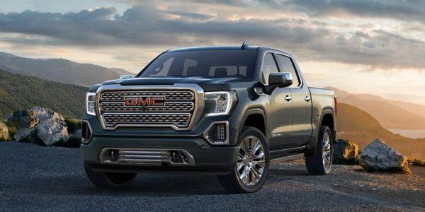 GM Sierra 1500 2019
