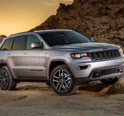 La Jeep Grand Cherokee 2018 incluye caracteristicas de lujo que nuevos compradores querrán de inmediato