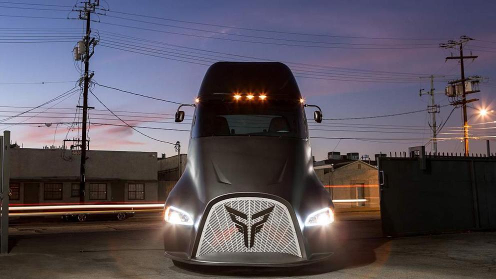 Thor ET-One cero emisiones