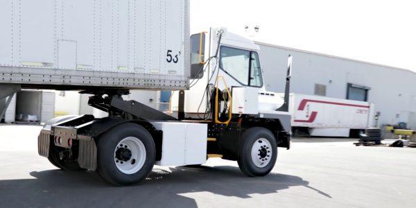 Camión Terminal Tractor
