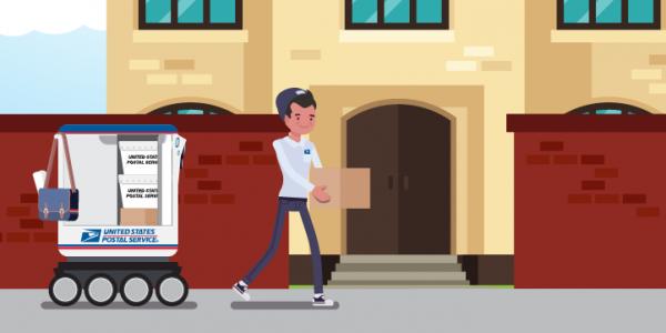 Servicio Postal de EU busca modernizarse con robots