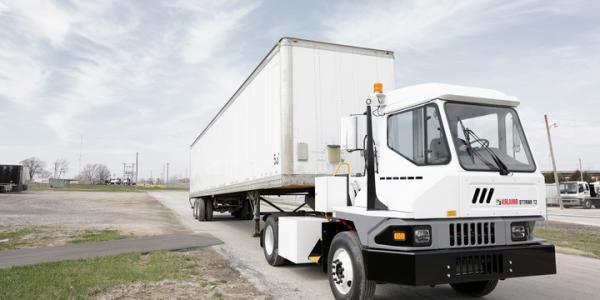 Camión eléctrico para terminales de Penske