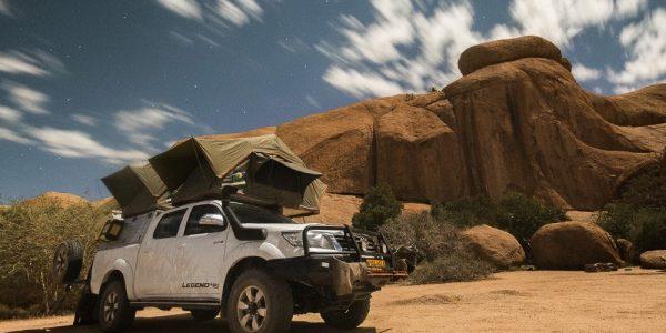 Camping ecofriendly con tu camioneta