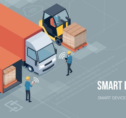 Inteligencia artificial en la logísticas y la industria camionera